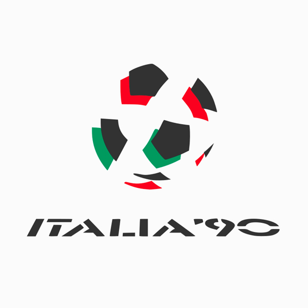 FIFA World Cup Logo italy 1990