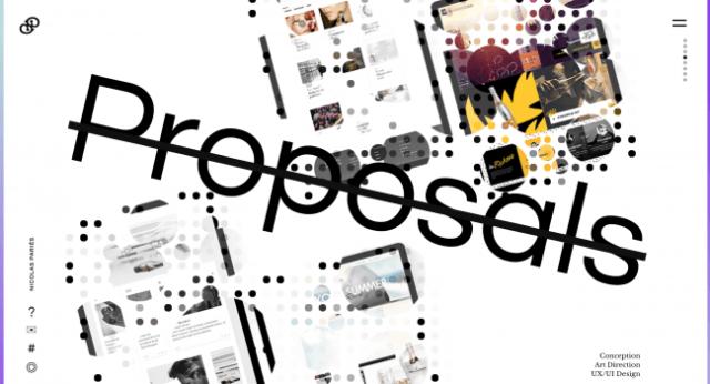 Graphic Designers Outstanding Portfolio Websites