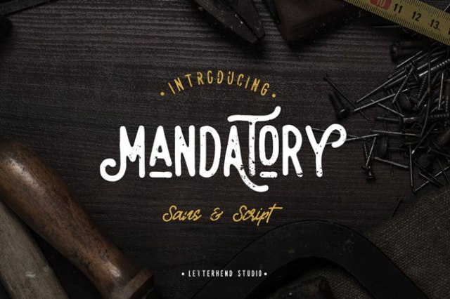 Best Vintage Style Fonts Download In 2018
