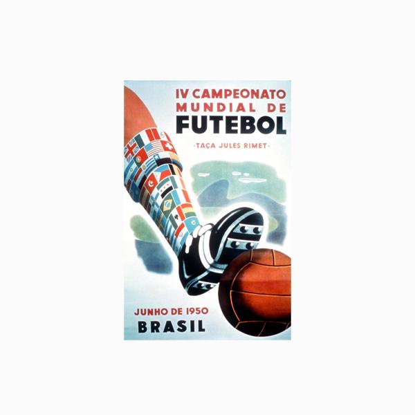 FIFA World Cup Logo brazil 1950