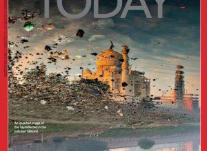 India Today Brilliant Cover Design About Saving The Taj Mahal