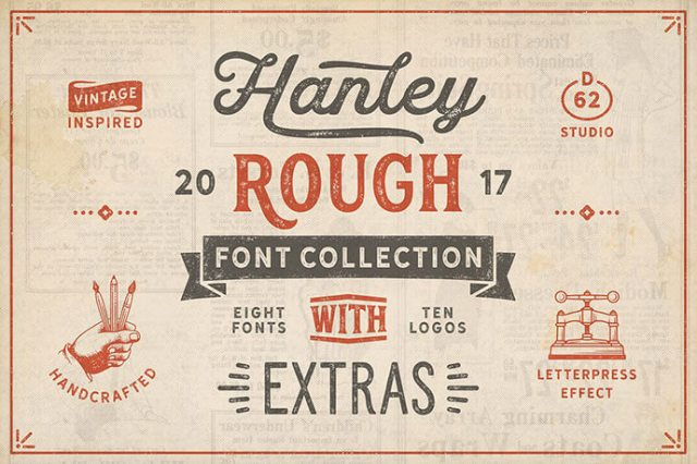 Script Fonts Collection