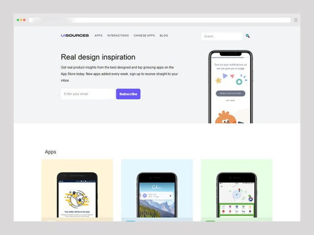 UI/UX Design Websites Inspiration Trends