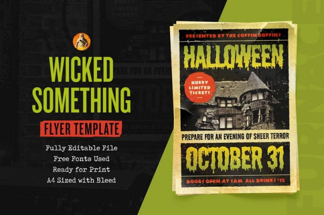 Halloween Flyer Templates Download