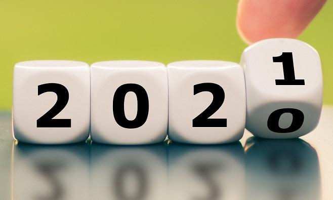 Closing 2020 – Beginning 2021