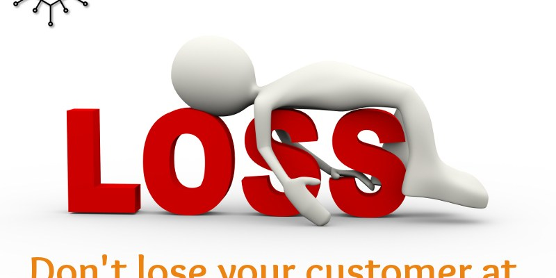 Don't Lose Your Customer at the Last Minute