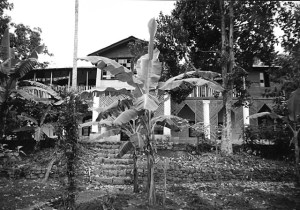 Orion near Gampola, just before it was demolished