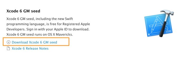 Xcode Downloads Apple Developer