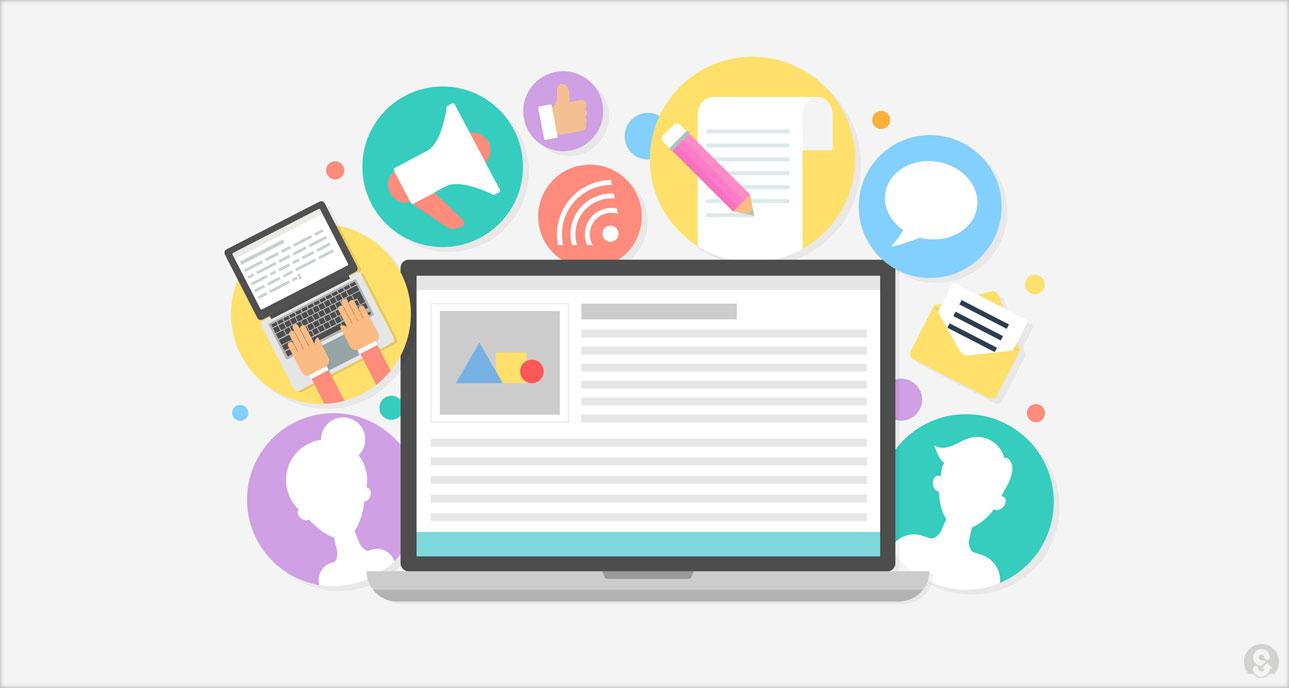 Si të dizenjoni një blog në mënyrë që të jetë i suksesshëm.