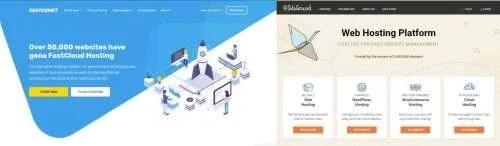 Best Fastcomet Vs Siteground Comparison 2021