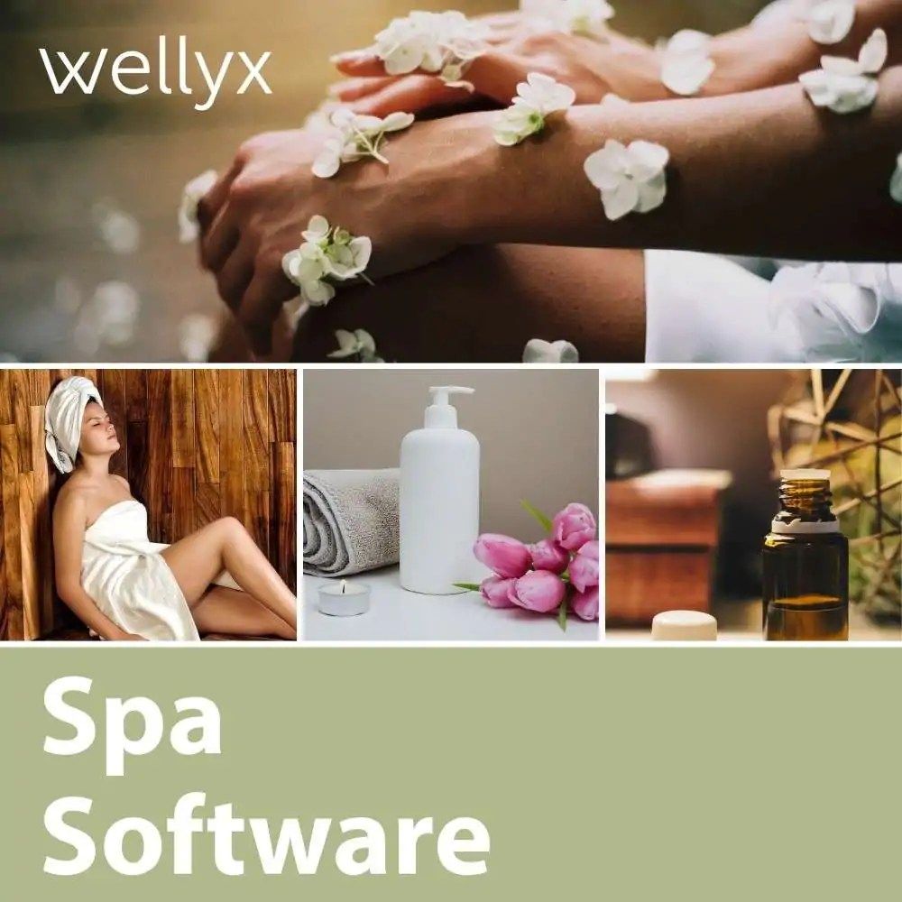 Spa Business Software