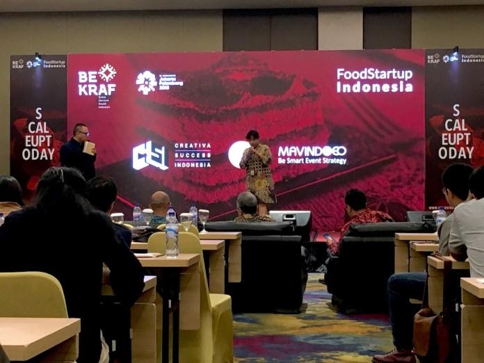 food startup indonesia