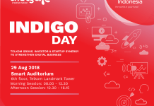 Indigo Day Telkom