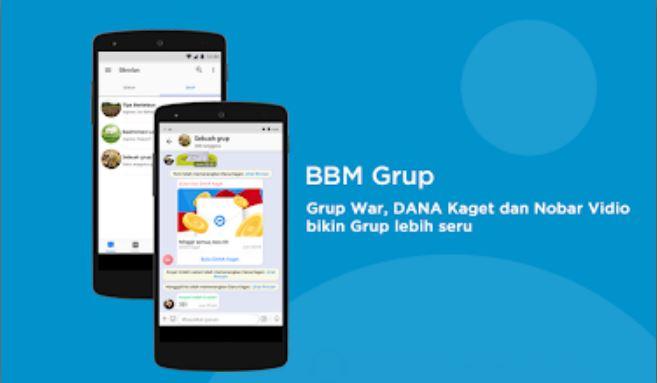 Group War BBM