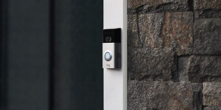Amazon splurges on Ring, hopes smart doorbells bolster in-home deliveries