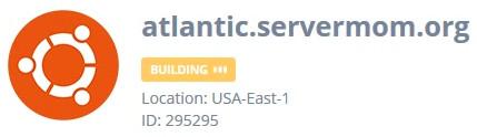 building cloud server