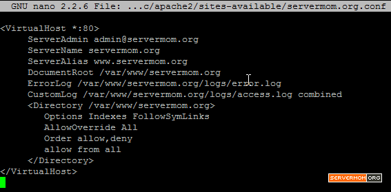 apache-domain-conf-file