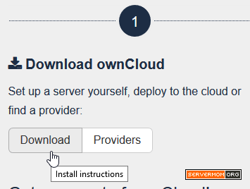 download-owncloud-package