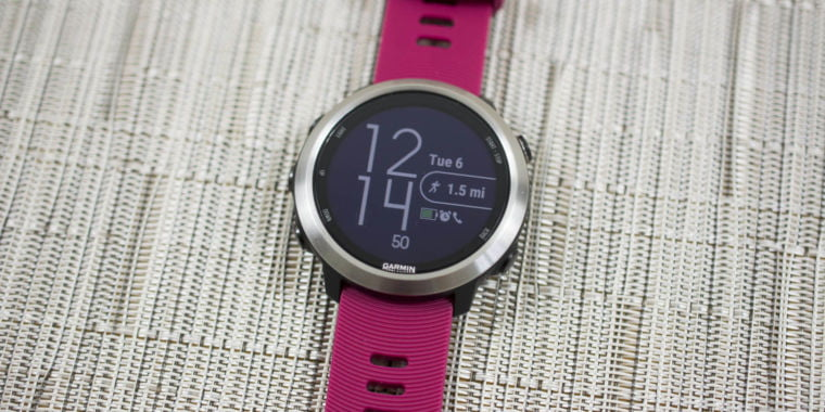 Garmin Forerunner 645 Music review: The high price of tunes on a runner's tool