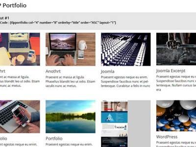 Top 10 Free WordPress Portfolio Plugins