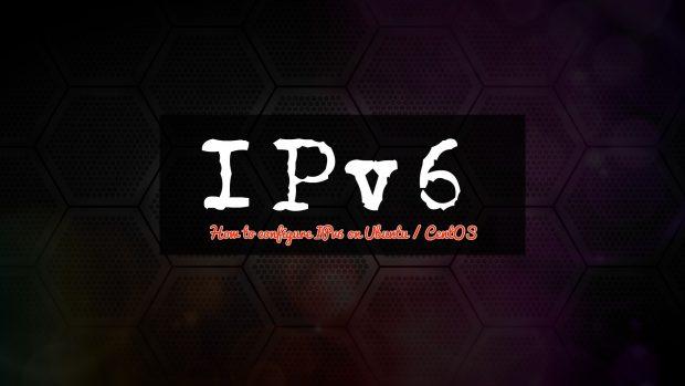 IPv6 Configuration Wallpaper