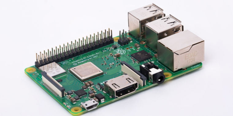Raspberry Pi 3 B+ has faster CPU, Wi-Fi, and easier compliance testing