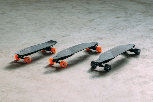 New Boosted Boards have extra reasonably priced shortboard and higher batteries 14