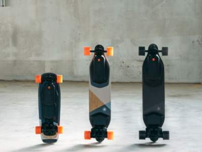 New Boosted Boards have more affordable shortboard and better batteries