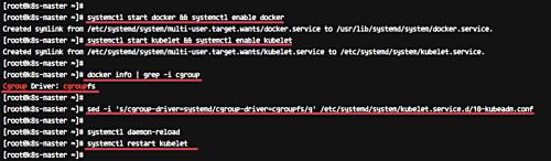 Konfigure Kubernetes Cluster