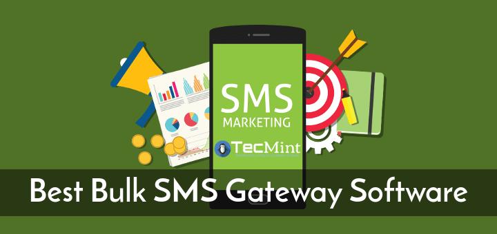 Four Greatest Open Supply Bulk SMS Gateway Software program