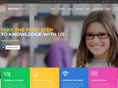 Add a Powerful LMS to WordPress with Masterstudy Theme