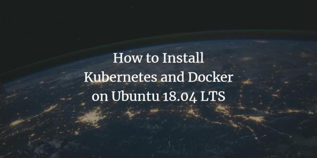 install docker ubuntu 18 04