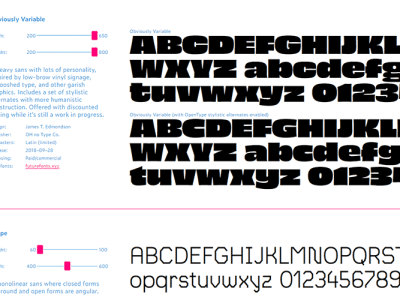 An Introduction to Variable Fonts for Web Designers