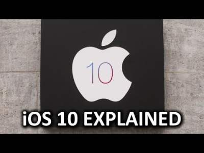 iOS 10 as Fast As Possible