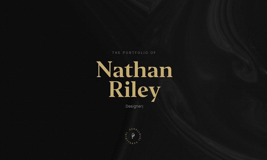 Portfolio of Nathan Riley