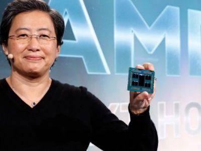 AMD to launch new 7nm Navi GPU, Rome CPU in 3rd quarter
