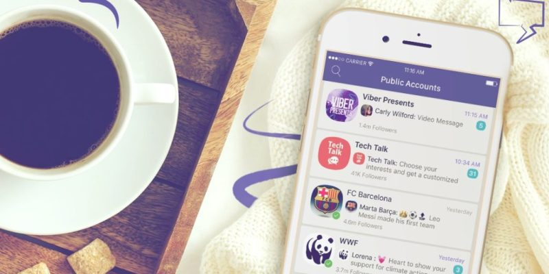 10 Useful Viber Features That You Have No Idea About 13