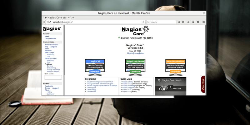 Installing Nagios on Ubuntu |  Losst