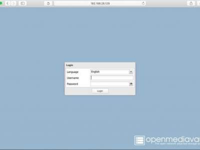 Installing OpenMediaVault on a USB flash drive |  Losst