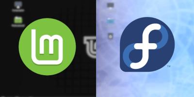 Fedora vs Linux Mint
