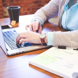 Corrección de textos en blogs