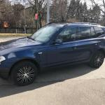 Bmw X3 3 0d Aut Suv Offroad Bj 2004 In 1110 Wien For 8 000 00 For Sale Shpock