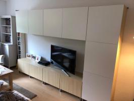Besta Wohnwand von Ikea in 67688 Rodenbach for €150.00 for ...
