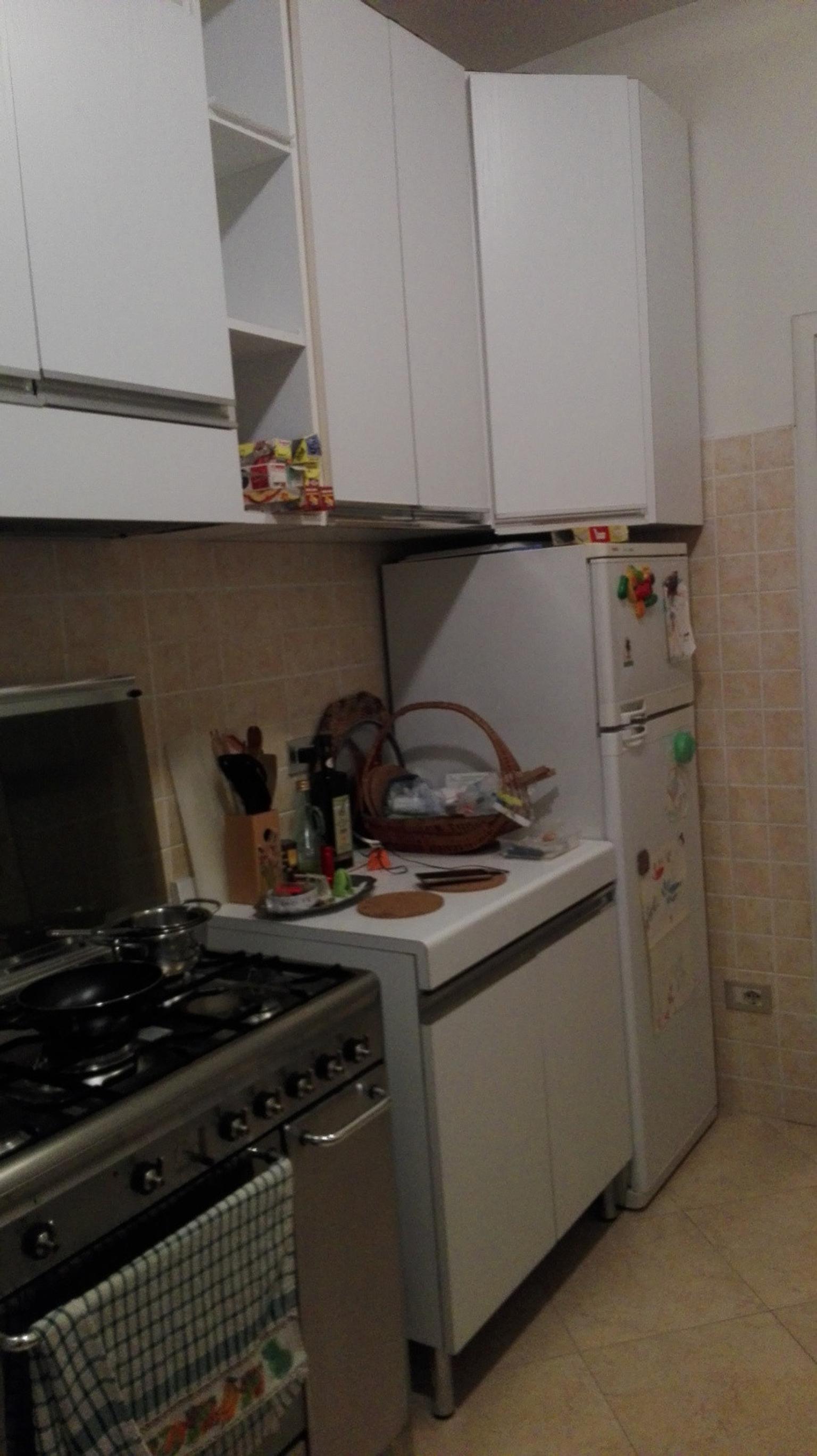 (co) in via pisacane, 21. Cucine Usate In Regalo