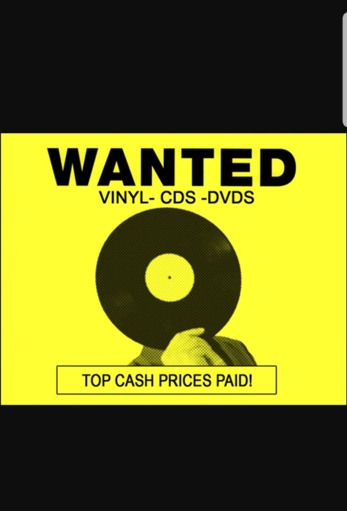 Old Records Most Wanted