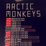 Official Arctic Monkeys 2018 Uk Tour Poster In Rotherham For 10 00 For Sale Shpock