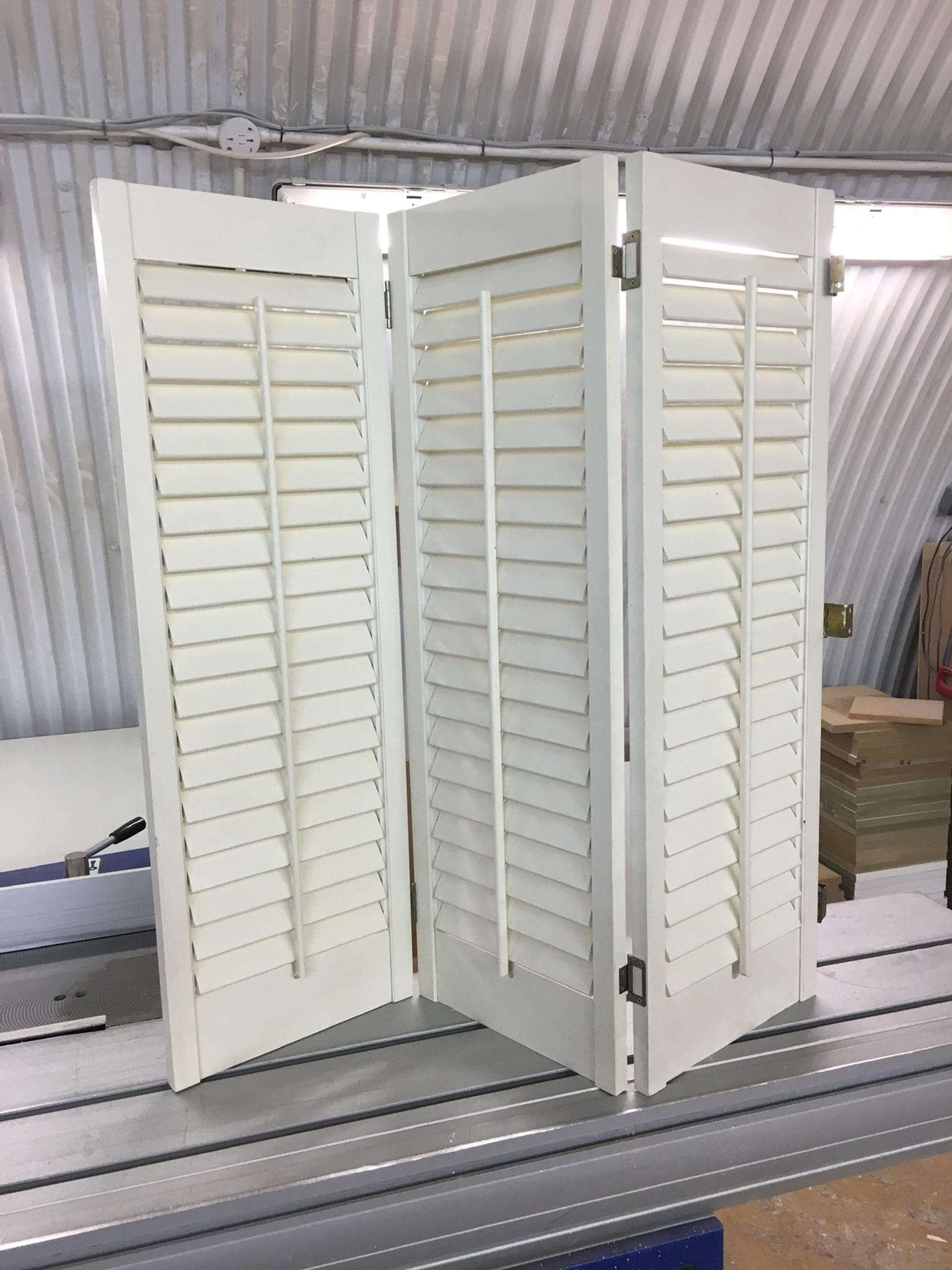 Internal Wooden Windows Shutters Blinds In Se12 London