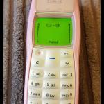 Nokia 1100 Pink O2 Mobile Phone Great In Ne42 Wylam For 10 00 For Sale Shpock
