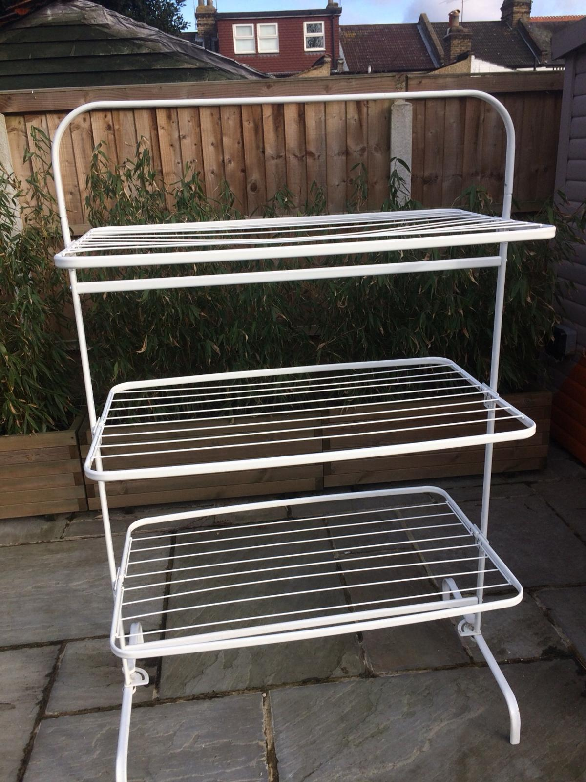 ikea large clothes drying rack