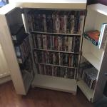 Next Opus Cd Dvd Storage Cabinet In M27 Salford For 25 00 For Sale Shpock